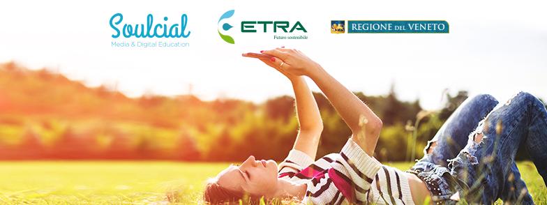 Soulcial per l'Ambiente: terminato il primo progetto scuola con Etra e Regione Veneto